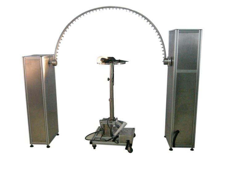摆管淋雨试验装置P02.27